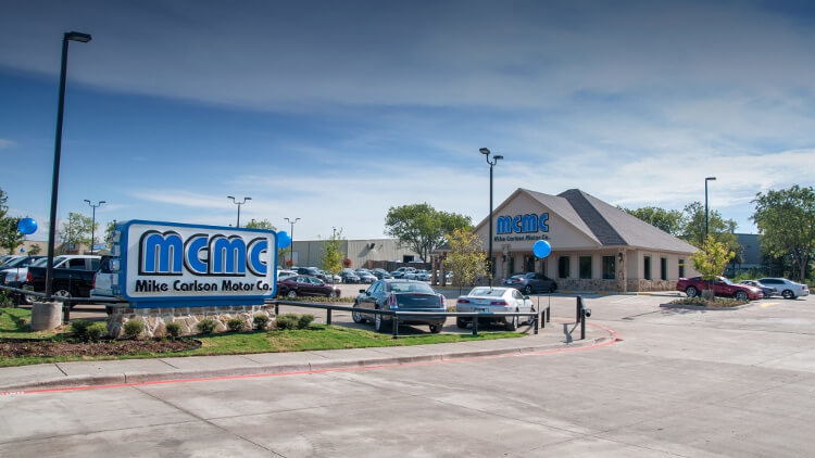 MCMC Auto – Our newest dealership in Arlington, Texas – opened August 2014