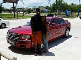 2008 Chrysler 300 Reviewed by Darnetta W. from Arlington Texas