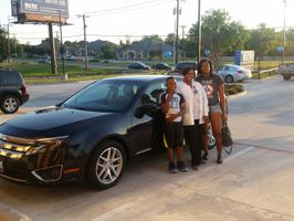 2011 Ford Fusion Reviewed by Yolanda J. from Dallas Texas