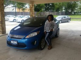 2013 Ford Fiesta Reviewed by Raven F. from Arlington Texas