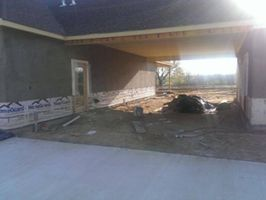 Our progress continues on the Weatherford location