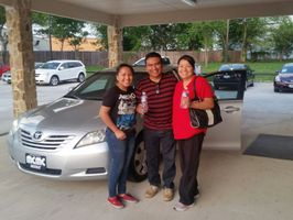 2007 Toyota Camry Reviewed by Martha C. from Arlington Texas